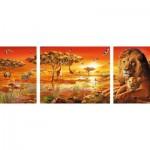 Ravensburger-19836 Impressions Africaines