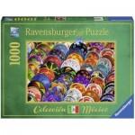 Ravensburger-19841 Plats Colorés