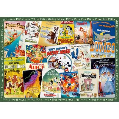 Ravensburger-19874 Posters Vintage Disney