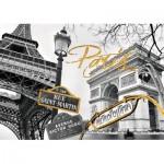 Ravensburger-19935 Do it Yourself - Paris en Or