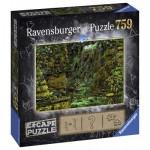 Ravensburger-19957 Exit Puzzle - Ankor Wat