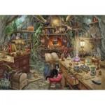 Ravensburger-19958 Escape Puzzle - Cuisine de Sorcière