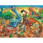 Ravensburger-Safari-09517 Équipe de Construction