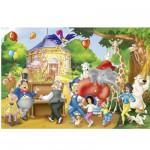 Schmidt-Spiele-56023 Benjamin Blümchen: Fête du zoo