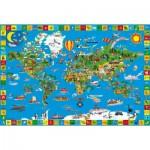 Schmidt-Spiele-56118 La terre de toutes les couleurs