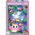 Schmidt-Spiele-56131 Forêt des Hiboux