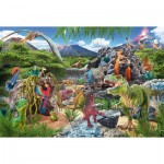 Schmidt-Spiele-56192 Dinosaures