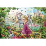 Schmidt-Spiele-56197 La Belle Fée dans la Forêt Enchantée