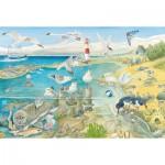 Schmidt-Spiele-56248 Animaux au bord de la mer