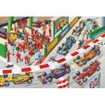 Schmidt-Spiele-56288 Que se passe-t-il à la course automobile?