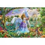 Schmidt-Spiele-56307 Princesse avec sa Licorne