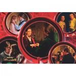 Schmidt-spiele-57552 Rubinrot : Voyage dans le Temps des Adultes