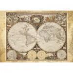 Schmidt-Spiele-58178 Carte historique du monde