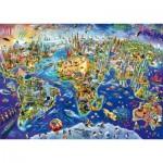 Schmidt-Spiele-58288 Découvrez notre Monde