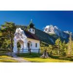 Schmidt-Spiele-58318 Chapelle du Wettersteinspitze