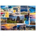 Schmidt-Spiele-58338 Passez des vacances en ... Grèce
