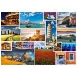 Schmidt-Spiele-58339 Passez des vacances en ... Italie