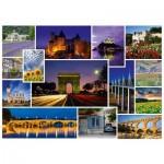 Schmidt-Spiele-58340 Passez des vacances en ... France