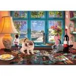 Schmidt-Spiele-58344 À La Table De Puzzle