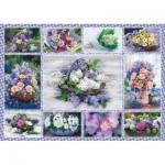 Schmidt-Spiele-58366 Bouquets de Fleurs