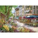 Schmidt-Spiele-58561 Sam Park : Paris, le marché aux fleurs