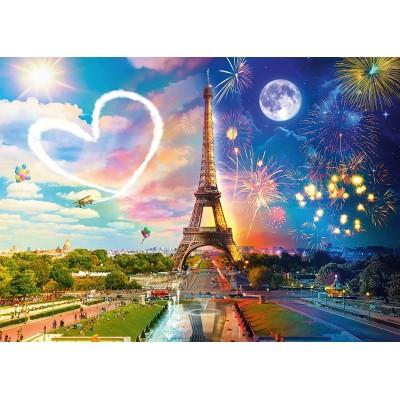 Schmidt-Spiele-58941 Paris Day and Night