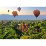 Schmidt-Spiele-58956 Hot Air Balloons Mandalay Myanmar