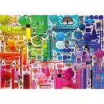 Schmidt-Spiele-58958 Rainbow Colours
