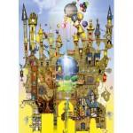 Schmidt-Spiele-59354 Colin Thompson, Château dans les Airs