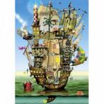 Schmidt-Spiele-59403 Colin Thompson : Le château de Noé