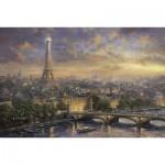 Schmidt-Spiele-59470 Thomas Kinkade:  Paris, Ville de l'Amour