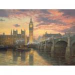Schmidt-Spiele-59471 Kinkade Thomas : Soirée à Londres