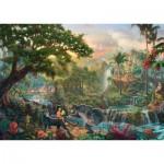 Schmidt-Spiele-59473 Thomas Kinkade - Le Livre de la Jungle