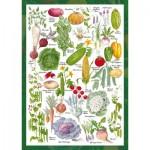 Schmidt-Spiele-59567 Countryside Art - Jardin Potager