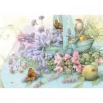 Schmidt-Spiele-59572 Panier de Fleurs