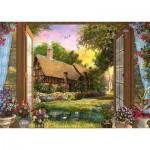 Schmidt-Spiele-59591 Dominic Davison - Vue sur le Cottage