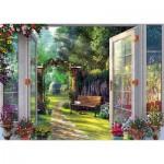 Schmidt-Spiele-59592 Dominic Davison - Vue sur le Jardin Hanté
