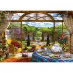 Schmidt-Spiele-59593 Dominic Davison - Vue sur le Jardin