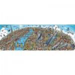 Schmidt-Spiele-59596 Paysage Urbain - Londres