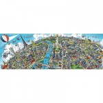 Schmidt-Spiele-59597 Paysage Urbain - Paris