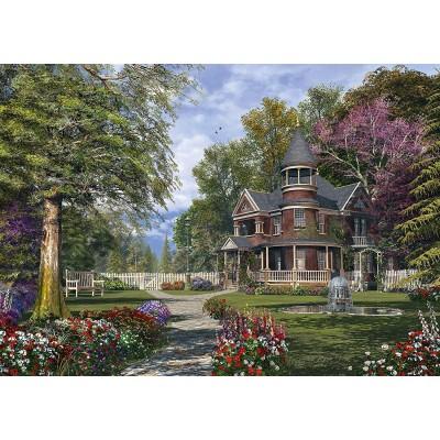 Schmidt-Spiele-59617 Dominic Davison - Manor with Tower