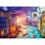 Schmidt-Spiele-59906 Lars Stewart - Venise - Night and Day