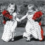 Schmidt-Spiele-59999-06 Boîte métal - Molly et Macy : Petites filles