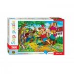 Step-Puzzle-73031 Pinocchio