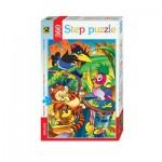 Step-Puzzle-73048 Parrot Kesha