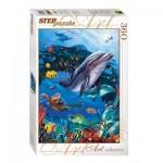 Step-Puzzle-73061 Monde sous marin