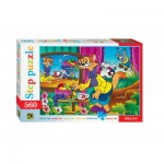Step-Puzzle-78034 Leopold the Cat