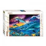 Step-Puzzle-78077 Monde sous marin