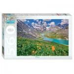 Step-Puzzle-78095 Montagnes de l'Altaï