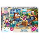 Step-Puzzle-79108 Parrot Kesha